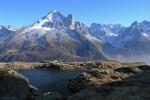 Photo-titre pour cet album:Randonnée au Lac Blanc (Chamonix), le 01/11/2007